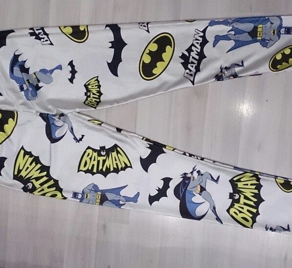 Batman Print Leggings photo review