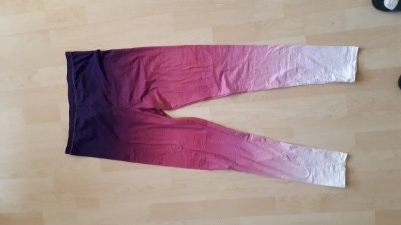 Capri Gradient Colour Legging photo review