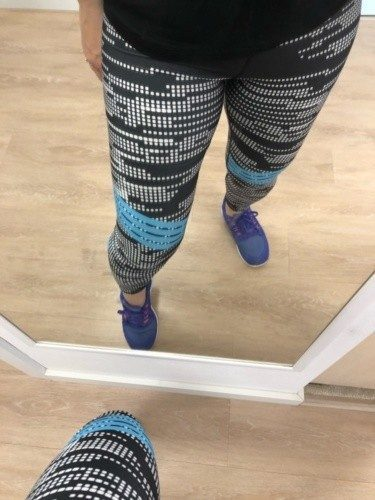 Floral Fitness Leggings photo review